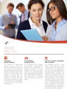 Global Learning Corporate Profile - Brochure - Page 3
