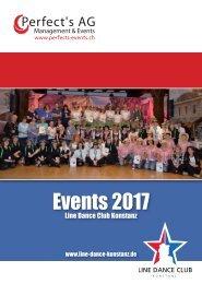 Events 2017 Broschüre