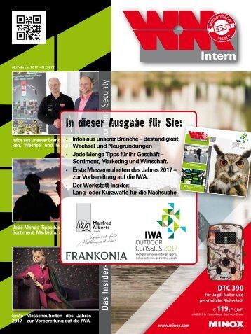 Waffenmarkt-Intern 02/2017