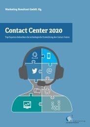 Contact Center 2020