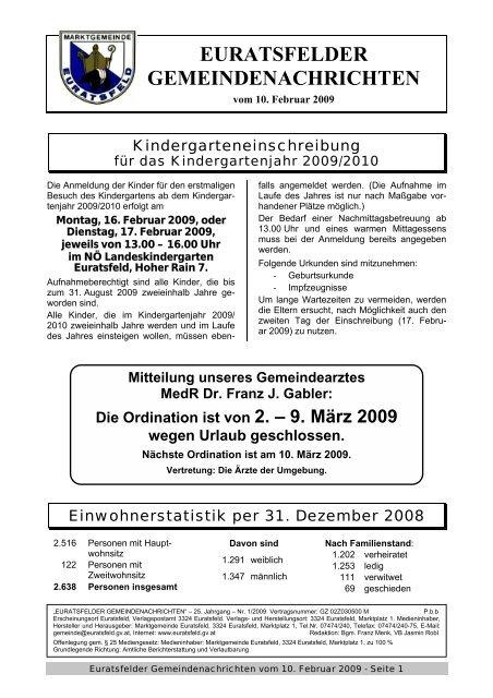 Katholische Frauenbewegung - pfarre-euratsfelds Webseite!