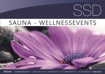 SSD Wellnessprospekt