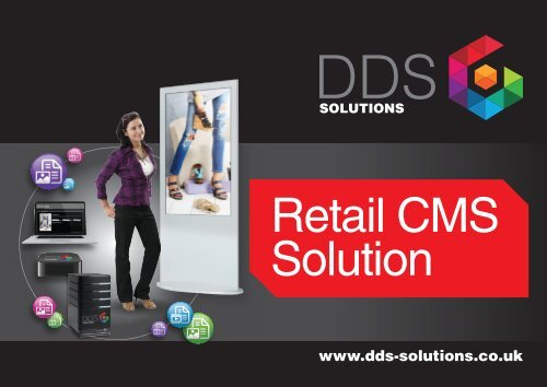 Retail CMS Solution