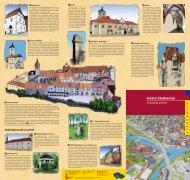 Strakonice - The Tour through the town