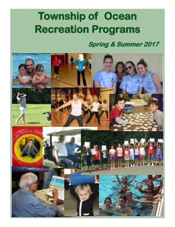 Township of Ocean Recreation Programs