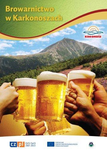 Brewing Beer in the Krkonoše