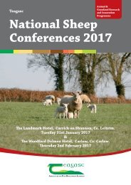 National Sheep Conferences 2017