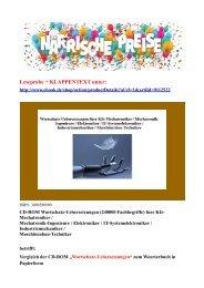 Tiefstpreis: Mechatronik-Woerterbuch