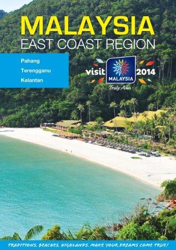 Malaysia East Coast Region