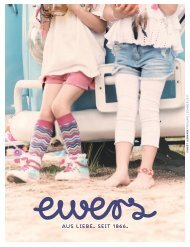 Ewers Katalog Frühjahr / Sommer 2017