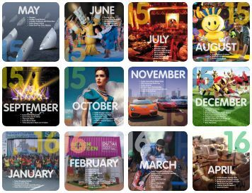 Annual events 2015