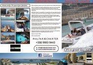 Malta Rib Charter