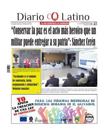 Edición 01 de Febrero de 2017