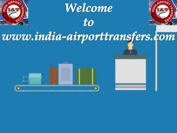 Varanasi Airport Transfers
