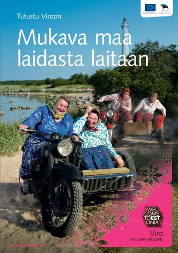 Estonian Travel Guide