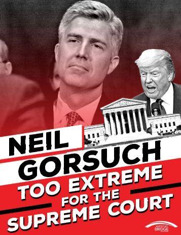 Neil McGill Gorsuch