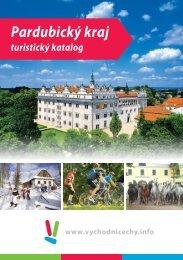 Pardubice Region Tourist Catalogue