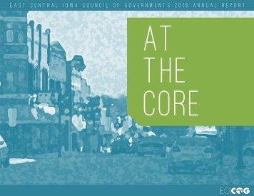 2016 ECICOG Annual Report