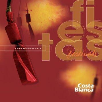 Costa Blanca Festivals