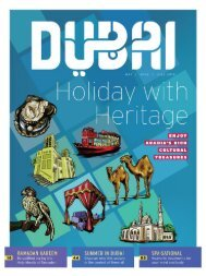Dubai Holiday with Heritage