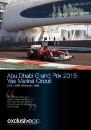 Abu Dhabi Formula 1