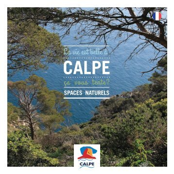 Calpe Natural Areas