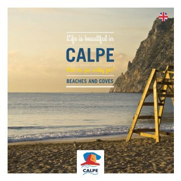 Calpe Beaches and Coves