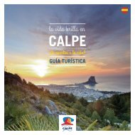 Calpe Tourist Guide
