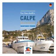 Calpe Seaside Guide