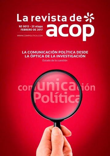 La comunicación política desde la óptica de la investigación