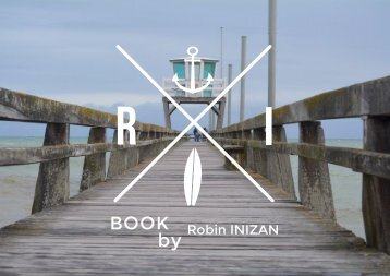 BOOK by Robin INIZAN