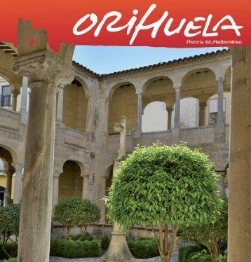 Orihuela Historia del Mediterráneo