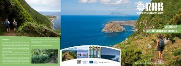 Azores A Land of Thousand Experiences