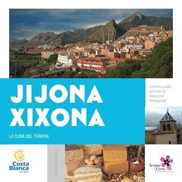 Jijona/Xixona La cuna del turrón