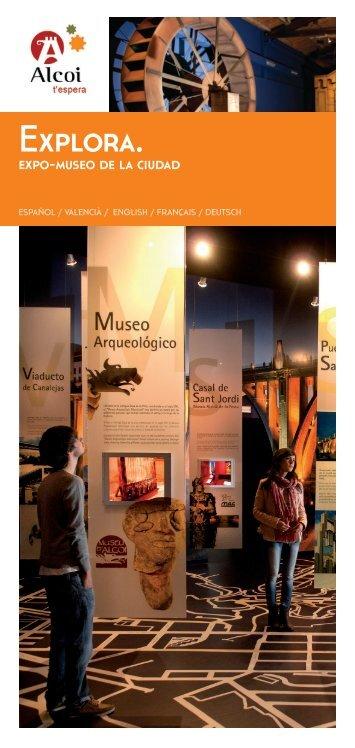 Explora Expo-Museo de la ciudad