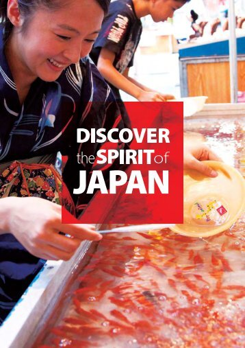 Discover the Spirit of Japan