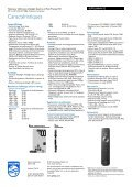 Philips TV LCD - Fiche Produit - FRA - Page 3