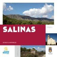Salinas. Un viaje a la naturaleza