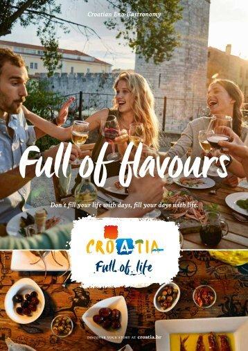Croatian Eno-Gastronomy