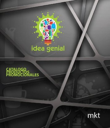 Idea Genial Catálogo MKT 2017