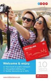 Bratislava City Card Guide 2016