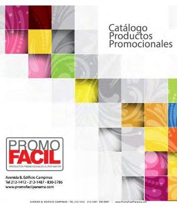 PromoFacil Catalogo M 2017