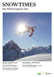 Snowtimes 2016 St. Moritz