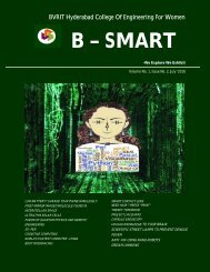 B-SMART' July'16