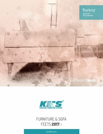 KMS - Furniture & Sofa Feets 2017-1
