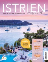 Istrien Magazine 2016