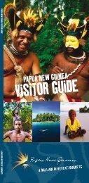 Papua New Guinea Visitor Guide