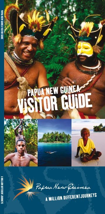 Papua New Guinea Visitor Guide