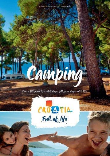 Camping Croatia 2016
