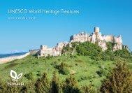 UNESCO World Heritage Treasures